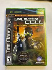 Tom Clancy's Splinter Cell: Pandora Tomorrow (Xbox) Brand New Factory Sealed!