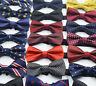 Fashion Men Satin Tuxedo Classic Novelty Wedding Bow Tie Necktie New