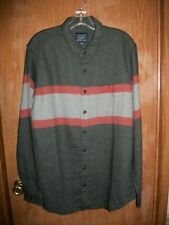 American Eagle Multicolor Soft Flannel Shirt Size Large Tall LT Ret