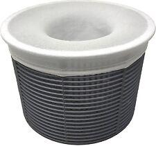 20 Pk Swimming Pool Filter Saver Skimmer Basket Sock Sleeve Mesh Screen Sock Net
