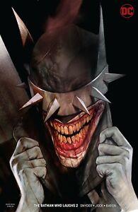 BATMAN WHO LAUGHS #2 (OF 6) VAR ED