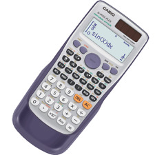 CASIO FX-991ES PLUS ADVANCED SCIENTIFIC FEATURES,417 FUNCTIONS CALCULATOR GIFT
