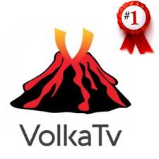 Volka iptv Pro 2 ABONNEMENT 12 mois,smart Iptv, android TV box, mag,.....+