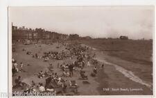 Lowestoft, South Beach, Coates RP Postcard, B431