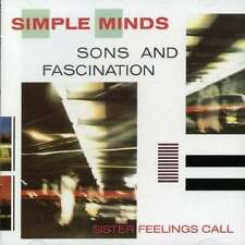 Sons and Fascination (remastered) von Simple Minds (2003)