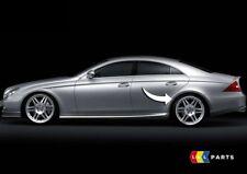 NEW Genuine Mercedes Benz CLS Classe W219 aile arrière de protection Aluminium Paire Set