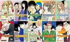 KIMI NI TODOKE From Me to You Series MANGA by Karuho Shiina Collection Set 11-20