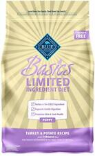 Blue Buffalo Basics Limited Ingredient Diet, Natural Puppy Dry Dog Food, Turkey