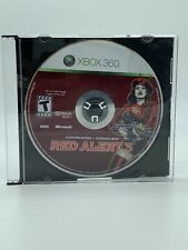 Command & Conquer Red Alert 3 Xbox 360 2008 Disc Only Tested