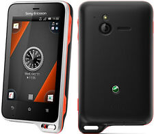 Sony Ericsson Xperia active ST17i  Android OS, Black  free shipping