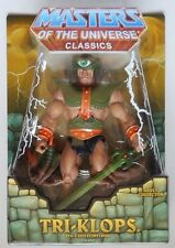 Masters Of The Universe Classics Tri-Klops  New  VHTF