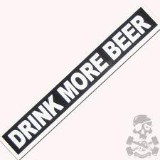 Blackmarket - BEVANDA More Beer - Adesivo/Skateboard, snowboard, BMX, Surf, VW