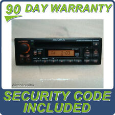 02 03 04 Acura RSX Radio Stereo CD Disc Player 90 DAY WARRANTY 2002 2003 2004