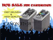 pg37 cl 38 for Canon Pixma MP140, MP190, MP210, MP220,