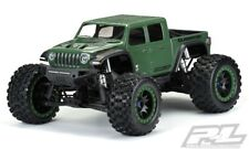 Pro Line 3533-17 Pre-Cut Jeep Gladiator Rubicon Clear Body Traxxas X-Maxx