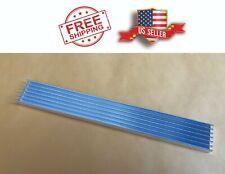 150*20*6mm LED Aluminum Long Heat SinkPower Emitter Diode USA SELLER QUICK SHIP