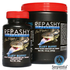 Repashy Bluey Buffet | Formula For Blue Tongue Skinks, Bearded Dragons, Skinks