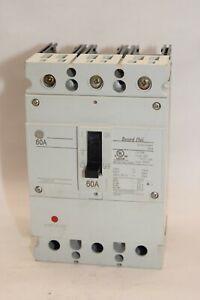 GE GENERAL ELECTRIC FBN36TE060RV 60A 60 Amp A Record Plus Circuit Breaker