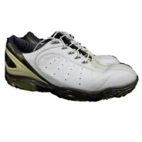 FOOTJOY FJ SPORT GOLF SHOES WHITE - 53255 Men's 11.5 Wide