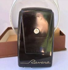 Vintage Photography Bakelite Revere ST 24 Flash Gun Aluminum Camera Accessory