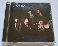 FTISLAND So Today... Normal Edition Japan Press CD - No Photocard FT ISLAND