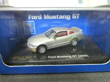 Ho 1/87 Ricko Ford Mustang GT #38470 in Silver Met. New In Box