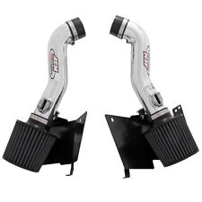 AEM Dual Polished Cold Air Intake Filter System, for 07-08 Nissan 350Z