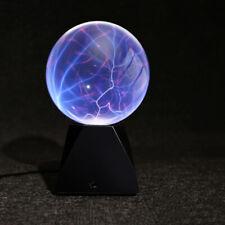 1 PC Plasma Stimmsteuerung Blitz Zauberkugel Für Geschenk Kinder