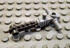LEGO Light Bluish Gray Minifig Chainsaw Tool with Dark Gray Blade