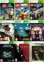 Xbox 360 Video Game Buy 1 or Bundle Up - Marvel / Hobbit / Jurassic World