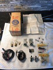 NOS American Motors AMC Rambler Courtesy Glove Box Light Kit 1967 American