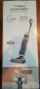 TINECO Floor One S3 Cordless Hardwood Floors Cleaner/Vacuum - Brand New