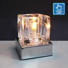 Ice Cube Table Lamps