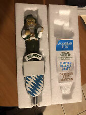 Ayinger Bavarian Pils Beer Tap Handle Figural Beer Tap Handle Collectible