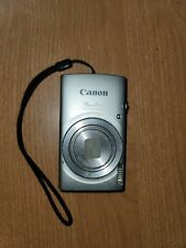 Canon Powershot Elph 180 Digital Camera used