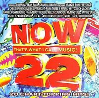 NEW - NOW 22 by Various Artists