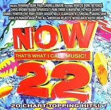 1 CENT CD VA - Now That's What I Call Music! 22 rihanna, sean paul, beyonce