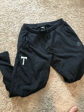 Adidas Portland Timbers MLS Soccer Black Thick Pants Warm-Up Sweats Adult Large