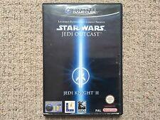 Star Wars Jedi Knight II (2) - Nintendo Gamecube Sin Instrucciones PAL Reino Unido