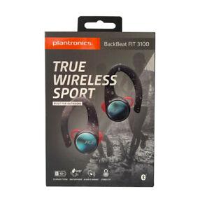 Plantronics Bluetooth TWS Headset BackBeat Fit 3100, 211855-99, black, Blister