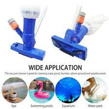 Portable Pool Vacuum Jet Underwater Cleaner for Above Ground Pool Spas Pond