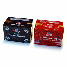 brunost Cardamome et bestemorost fromage de lactosérum Gudbrandsdalen 2 x 500g
