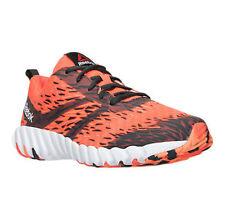 Boys' Grade School Reebok Twist Running Shoes, RED, Size 7