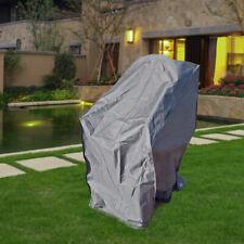 Couverture Housse Jardin Meuble Protection Étui Pile Chaises Bâche Anthracite