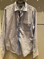 D&G Dolce And Gabbana Man Shirt Stripes Size M 40 Collar 16 Half Original Rare
