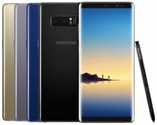 Samsung Note 8 64gb Verizon AT&T T-Mobile Straight Talk Metro Unlocked GSM Phone