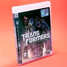 TRANSFORMERS LA VENDETTA DEL CADUTO PS3 nuovo italiano