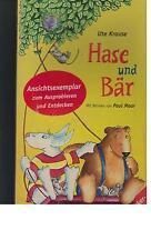 Ute Krause - Hase und Bär