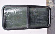 NEW RV TRAILER FOOD CART SLIDER WINDOW 48 X 27 1/2 X 1 7/8 +SCREEN NO TR #S308
