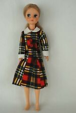 Otto Simon FLEUR blonde doll in BUDGET outfit #1254 Dutch Sindy 70's